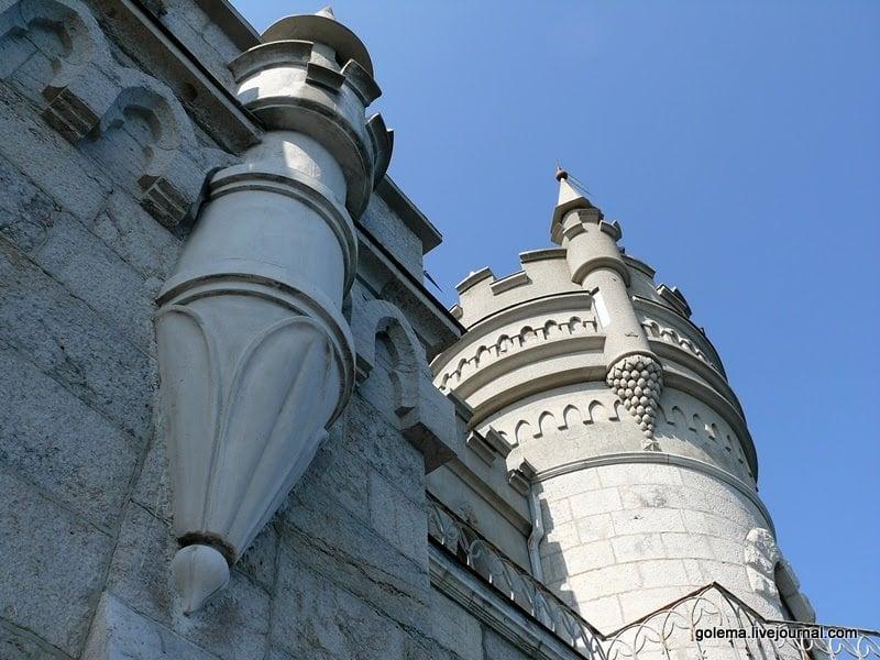 Incredible Castles Swallows Nest Ukraine