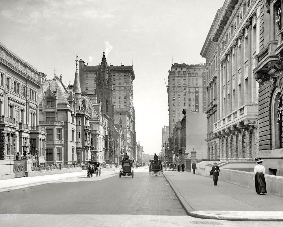 New York In 1908