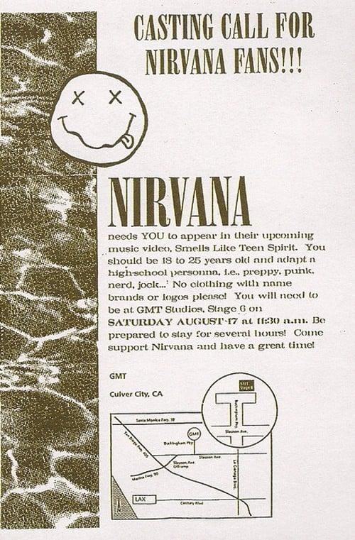 Nirvana Casting Call