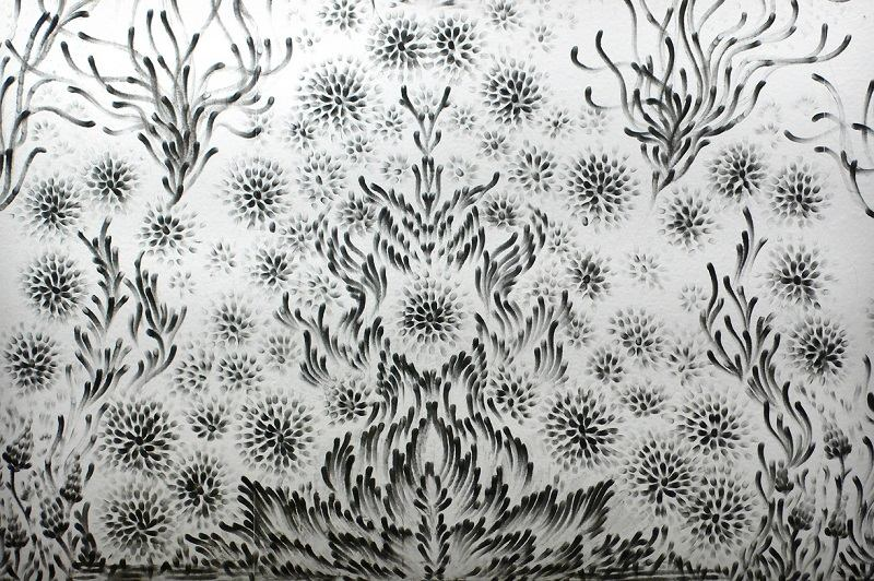 Judith Ann Braun Finger Painting