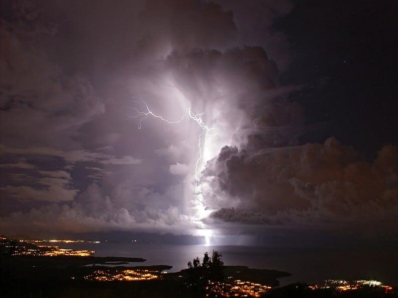 Natural Phenomena Lightning