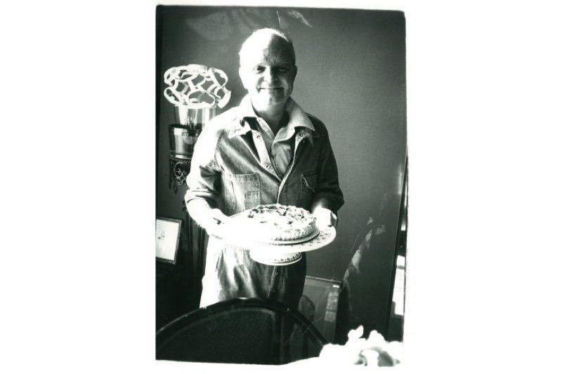 Rare Warhol Capote