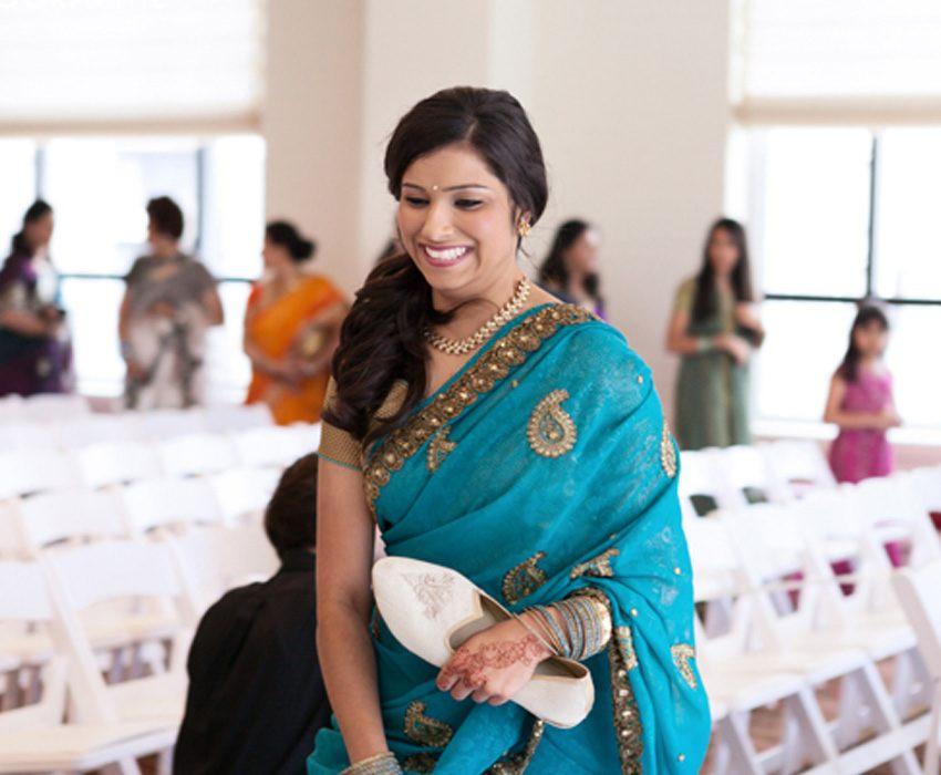Indian Bridal Shoe
