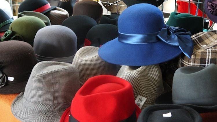 Weirdest Celebrations Felt Hat 2