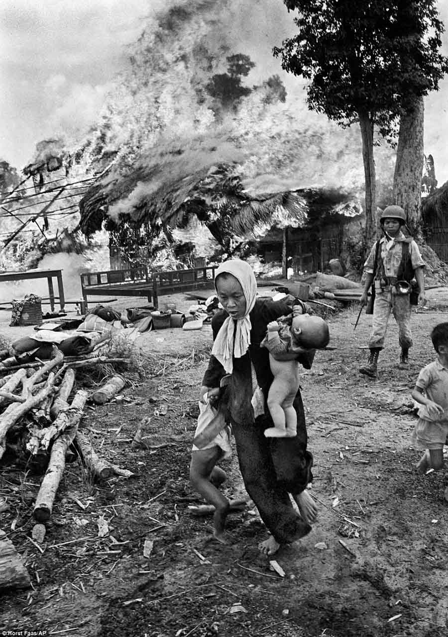 Vietnam War AP Photographers Village