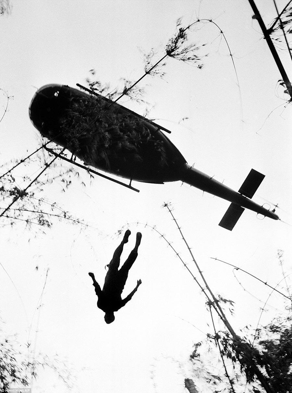 Vietnam War AP Photographers Recovery