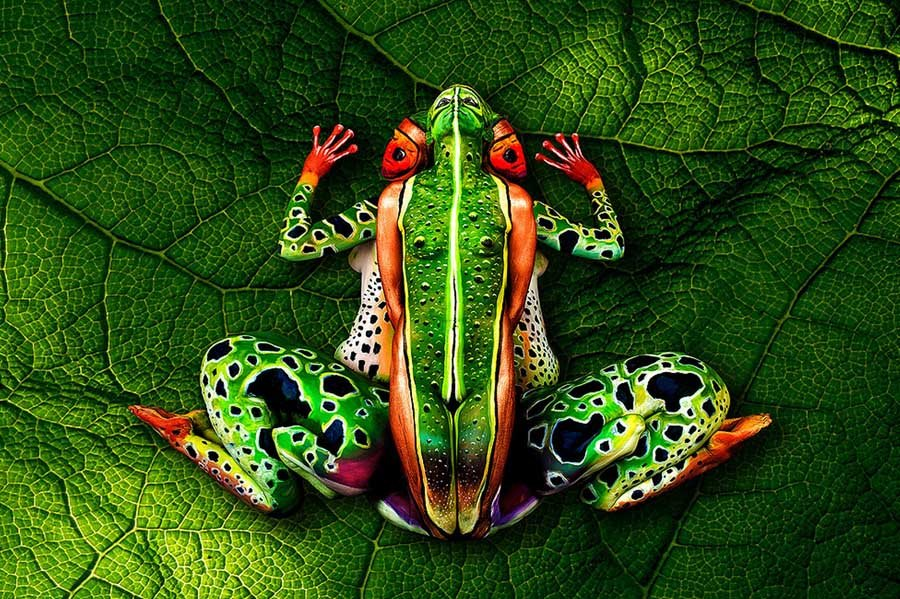 The World S Most Amazing Works Of Body Art