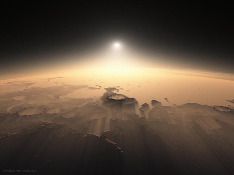 Sun Sandstorm