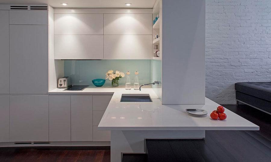 Micro Apartments Kitchen 2