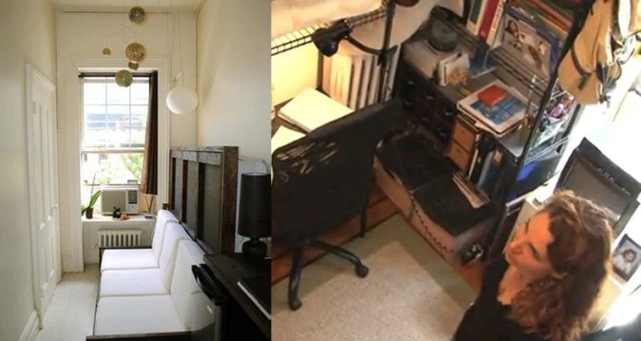 Smallest Apartments