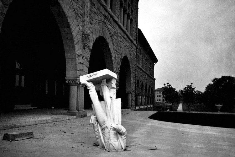 Agassiz Statue