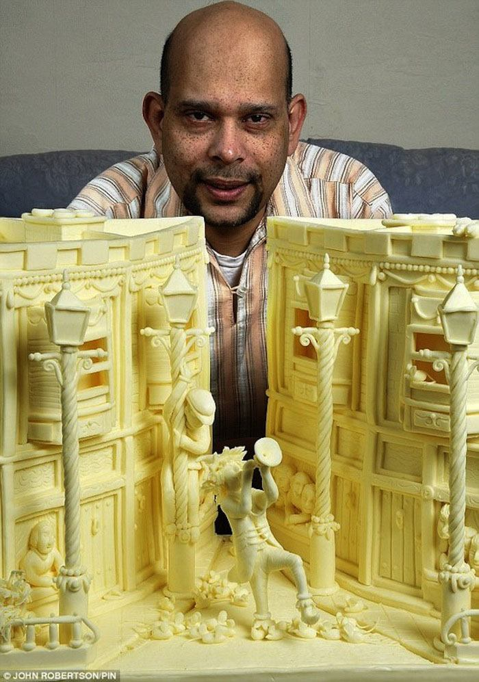 Butter Buildings