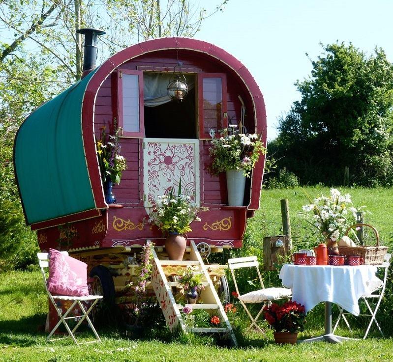 Caravan Flowers