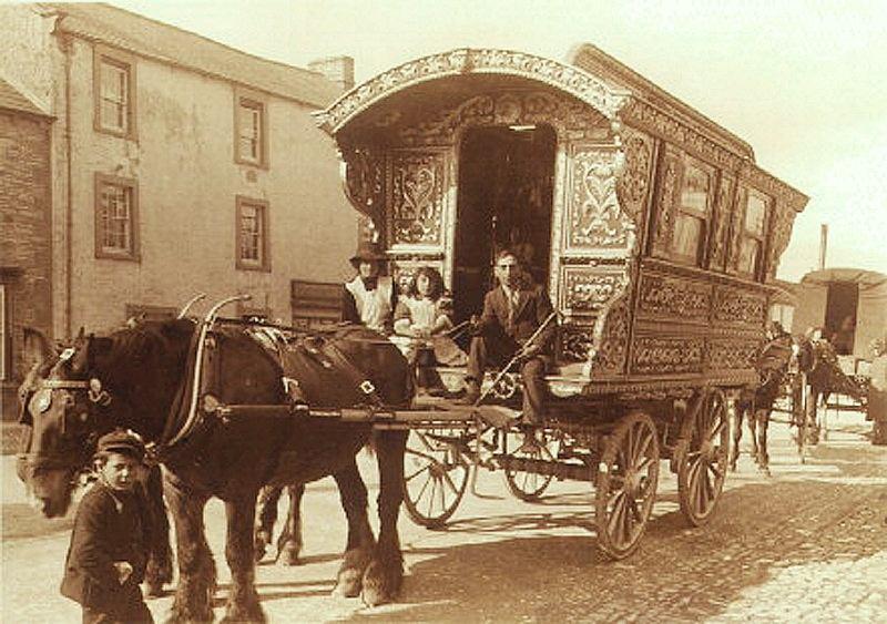 History Of Caravan