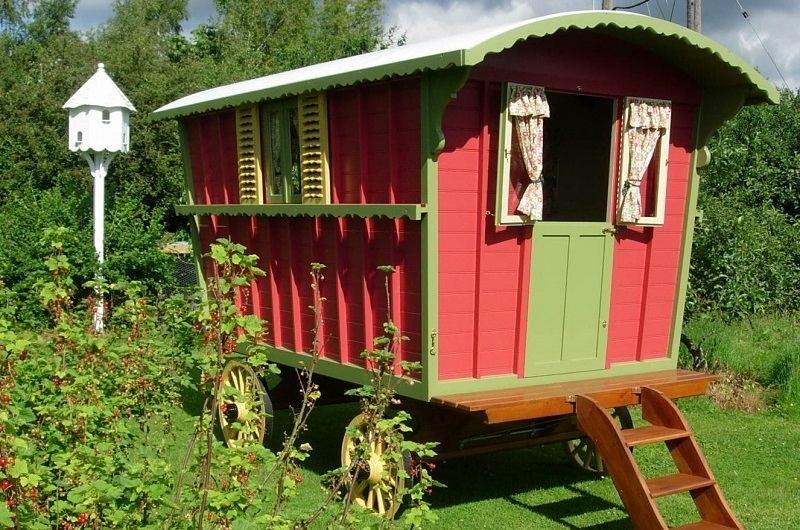 Gypsy Caravans Modern