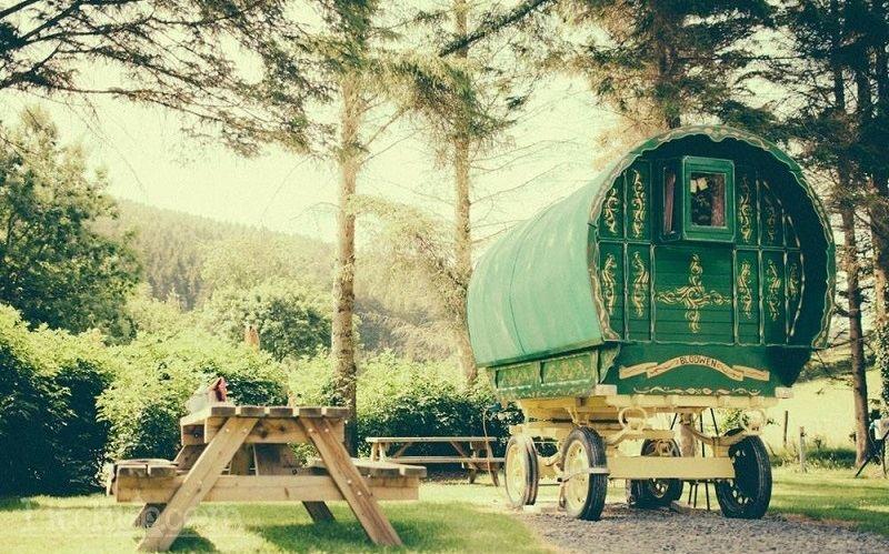 Gypsy Caravans Wishingwood