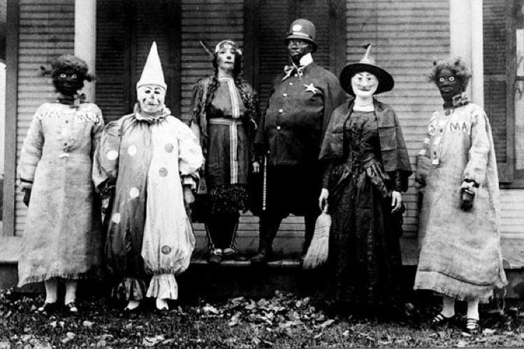 Creepy Halloween Costumes