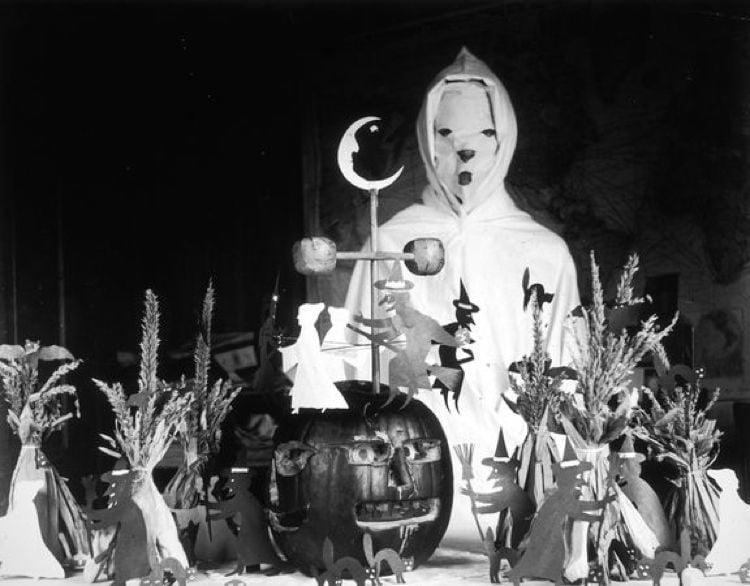 School Ghost Costume