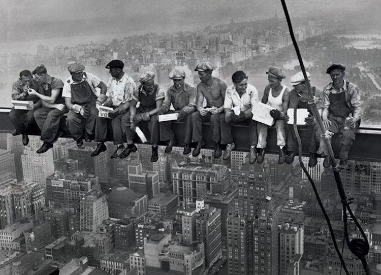 Dangerous Jobs NY Girder