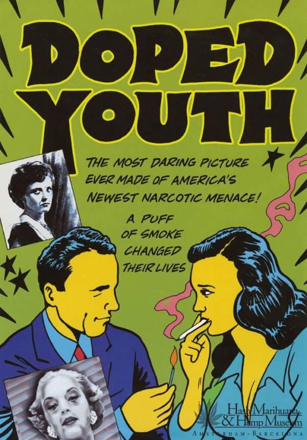 Doped Youth Menace