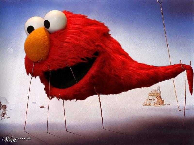 Elmo Awakening