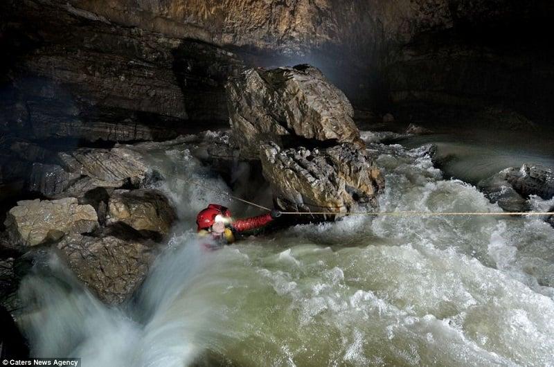 River Uankou Dong