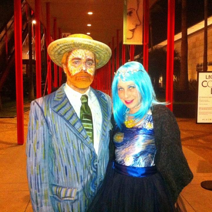 Halloween Van Gogh