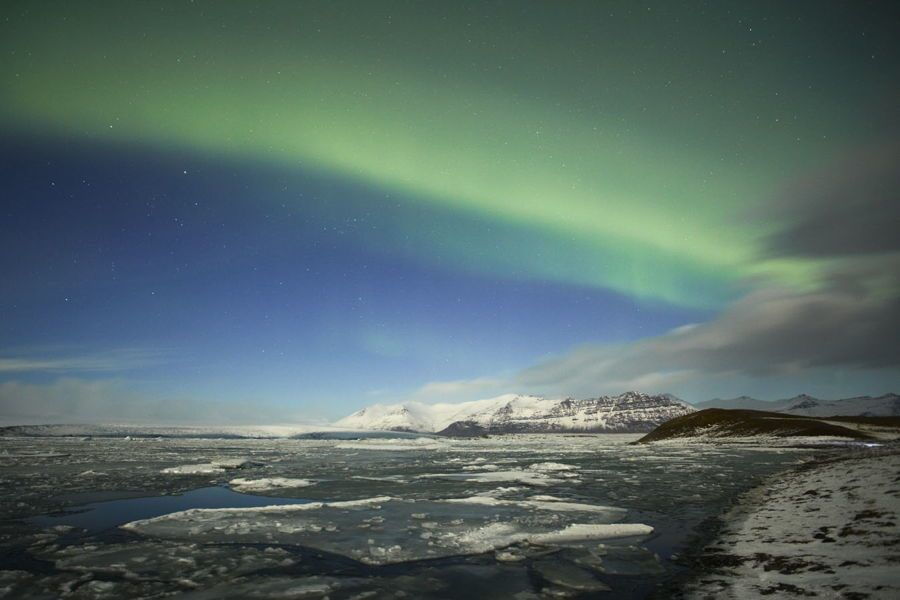 Northern Lights In Iceland Photos