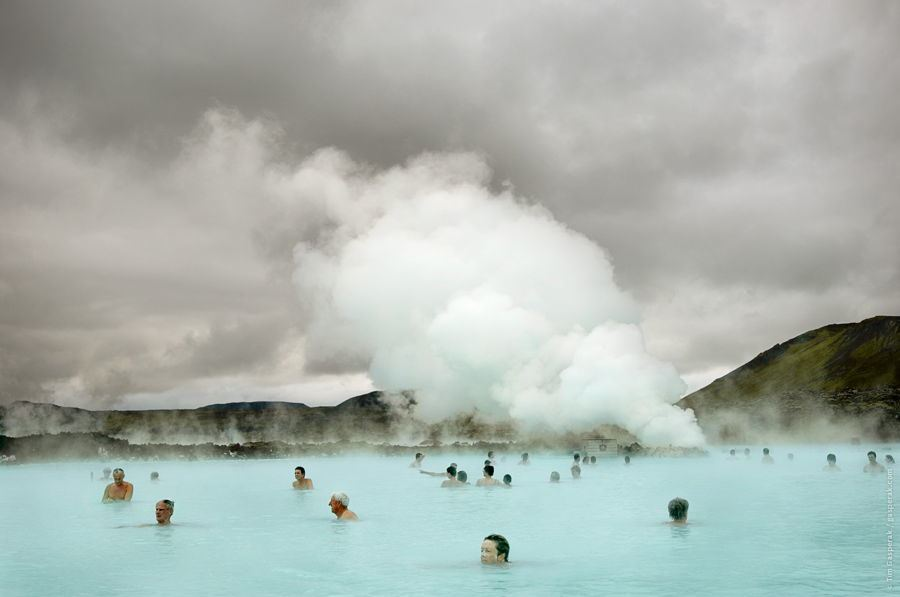 Iceland Photos Hot Springs