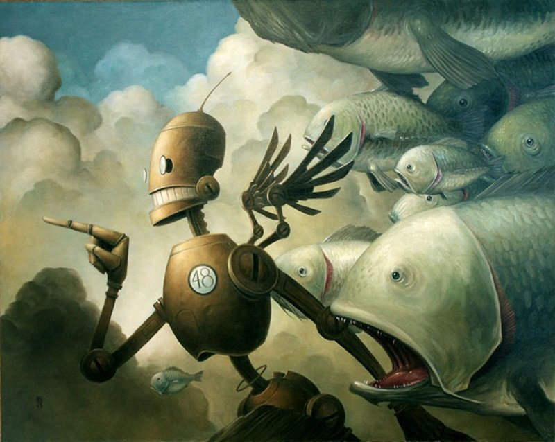Brian Despain Sky Fish