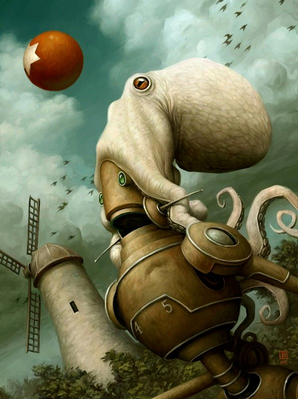 Incredible Illustrators Brian Despain