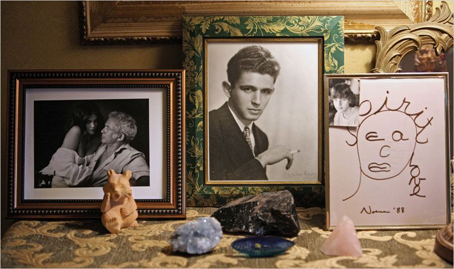 Norman Mailer's Brooklyn Apartment