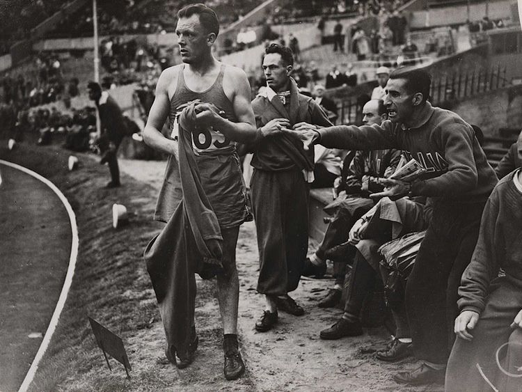 1948 Olympics Disqualified