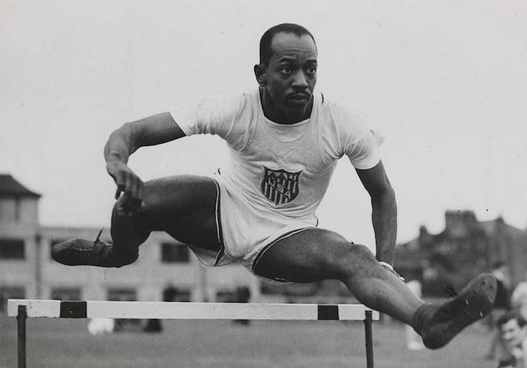 1948 Olympics Harrison Hurdles