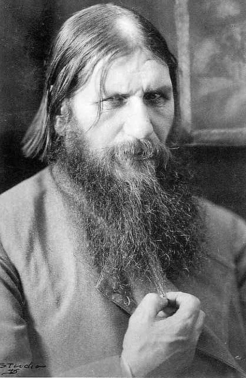 Russian Revolution Rasputin
