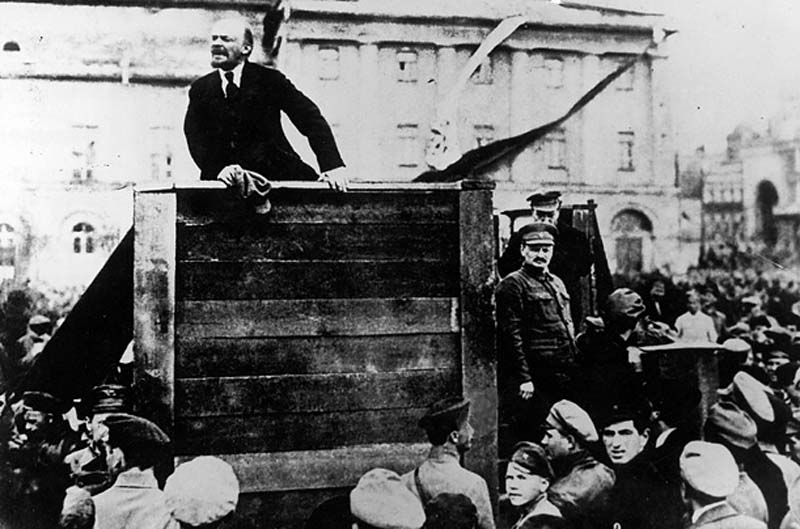 Russian Revolution Lenin Trotsky