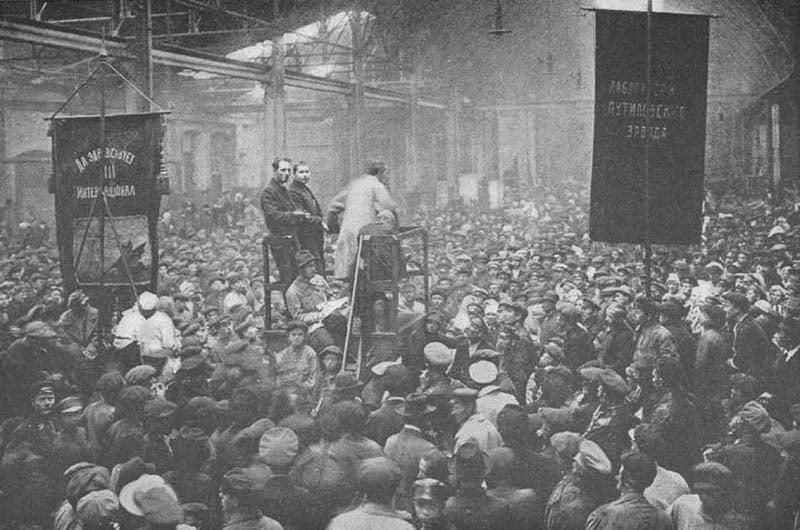 Russian Revolution Putilov
