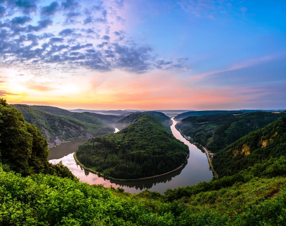 Saar Loop Germany