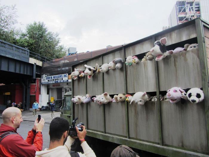 Sirens Of The Lamb Banksy