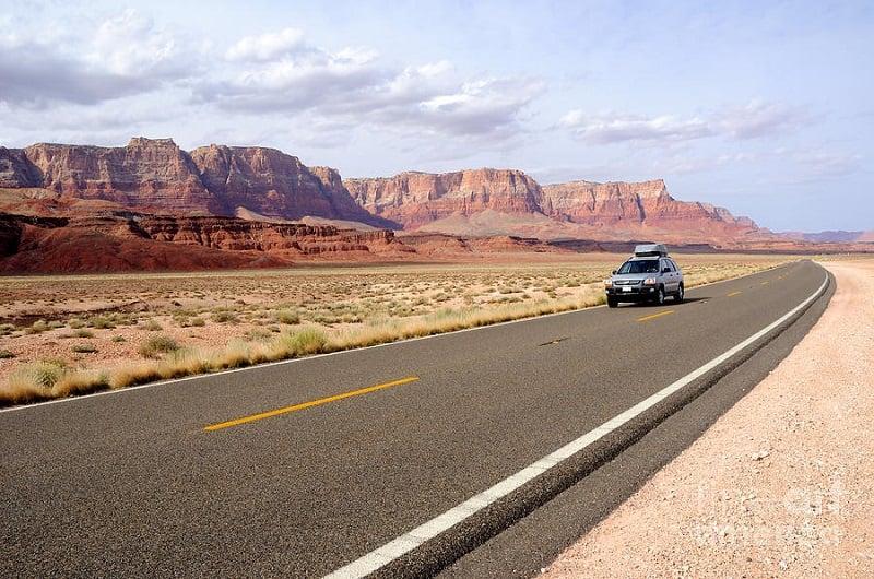 Road Trip In Arizona And Utah