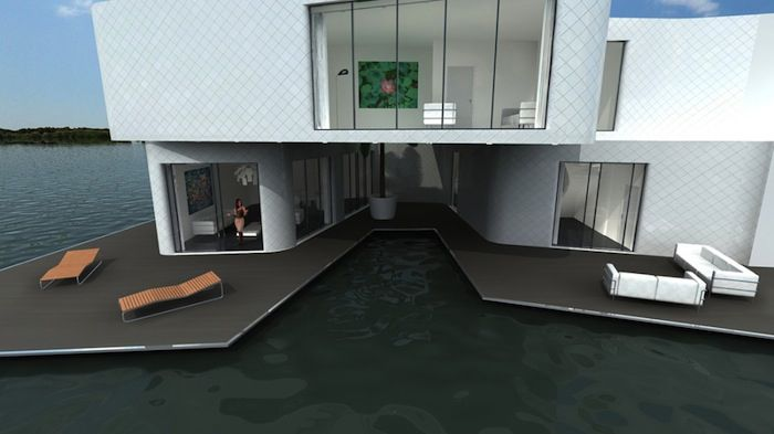 The forward thinking wonders of water studio - Transforming a studio apartment three ingenious solutions ...