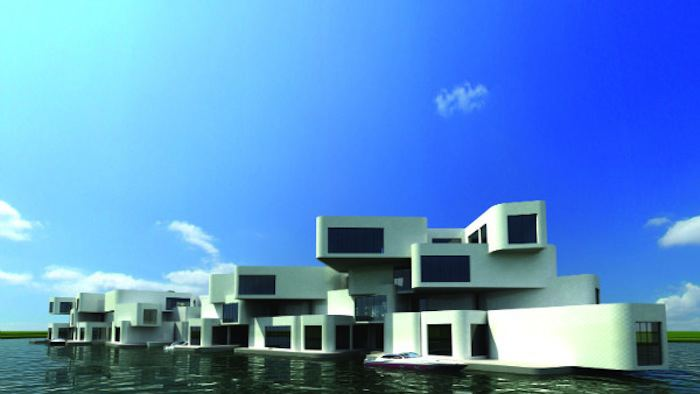 Floating Apartments