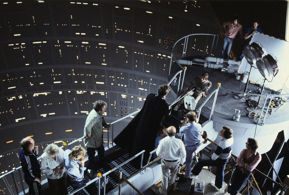 Behind The Scenes Empire Strikes