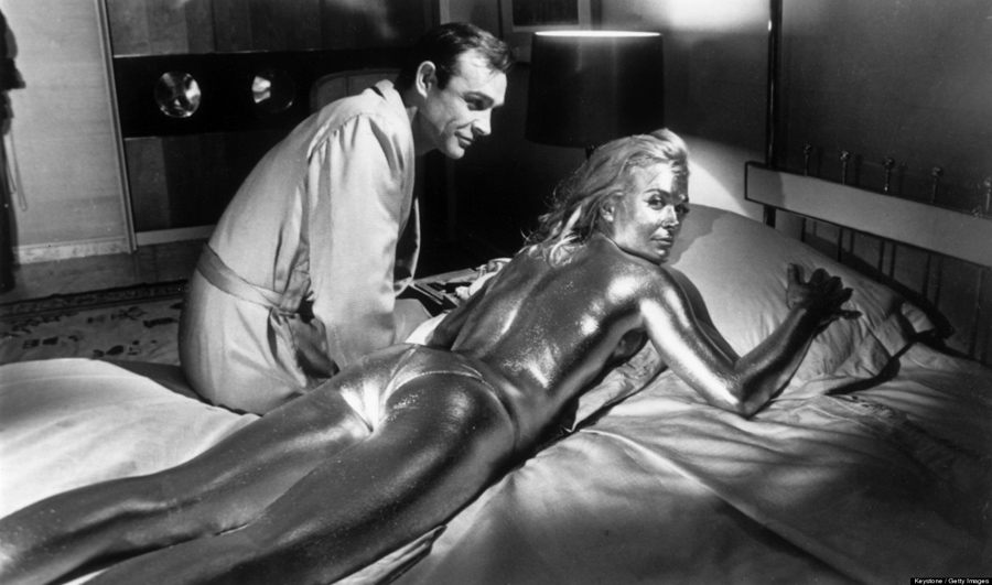 Behind The Scenes Goldfinger