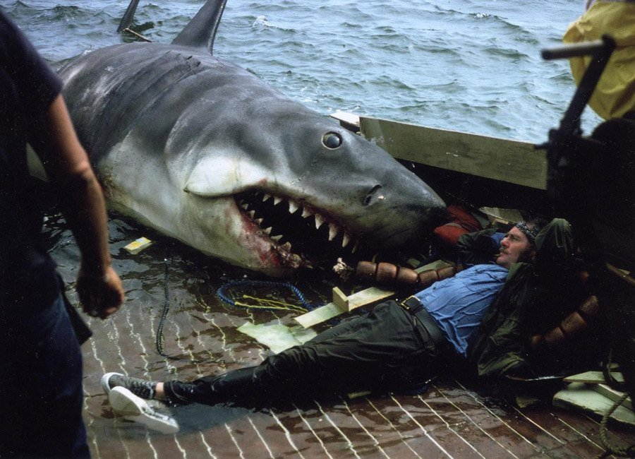 Behind The Scenes Jaws