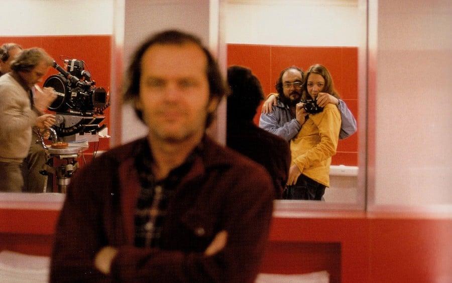 Behind The Scenes Kubrick