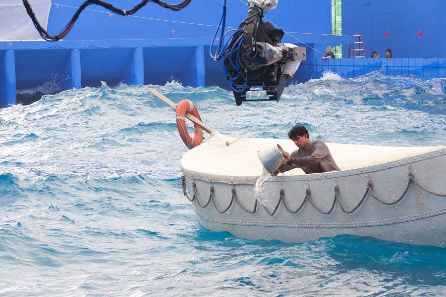 Behind The Scenes Life Of Pi