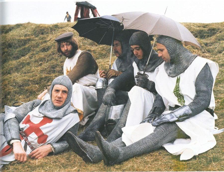 Behind The Scenes Monty Python