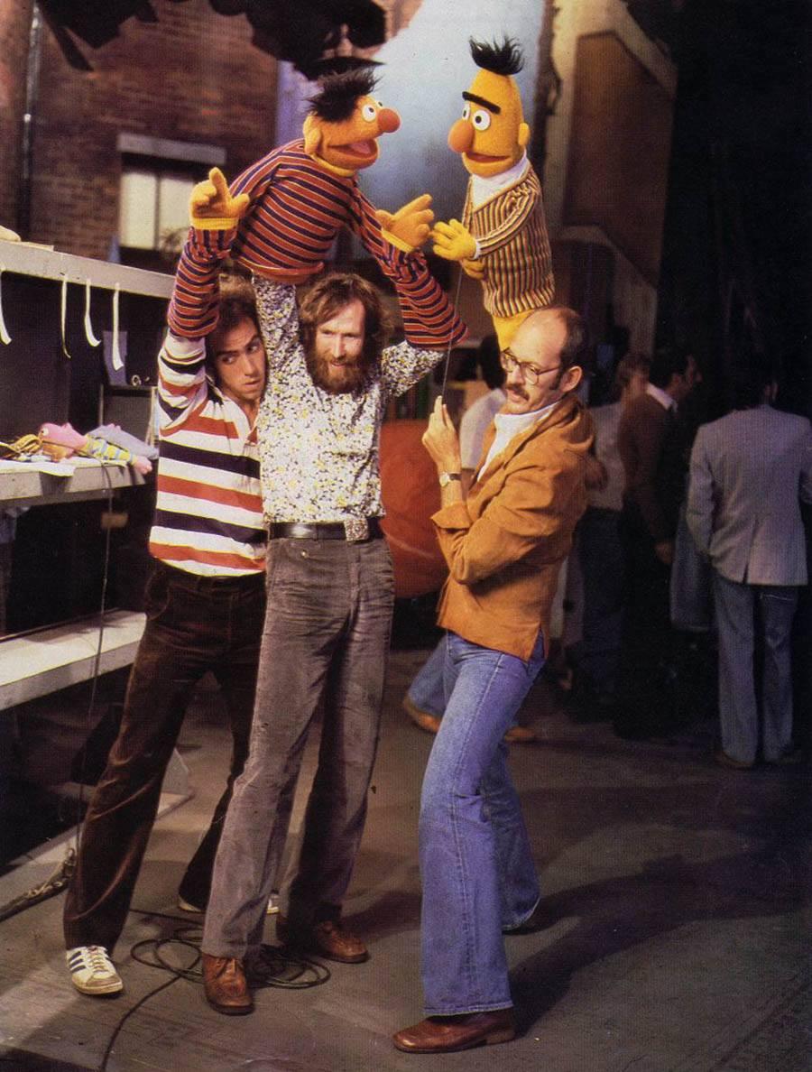 Behind The Scenes Sesame Street