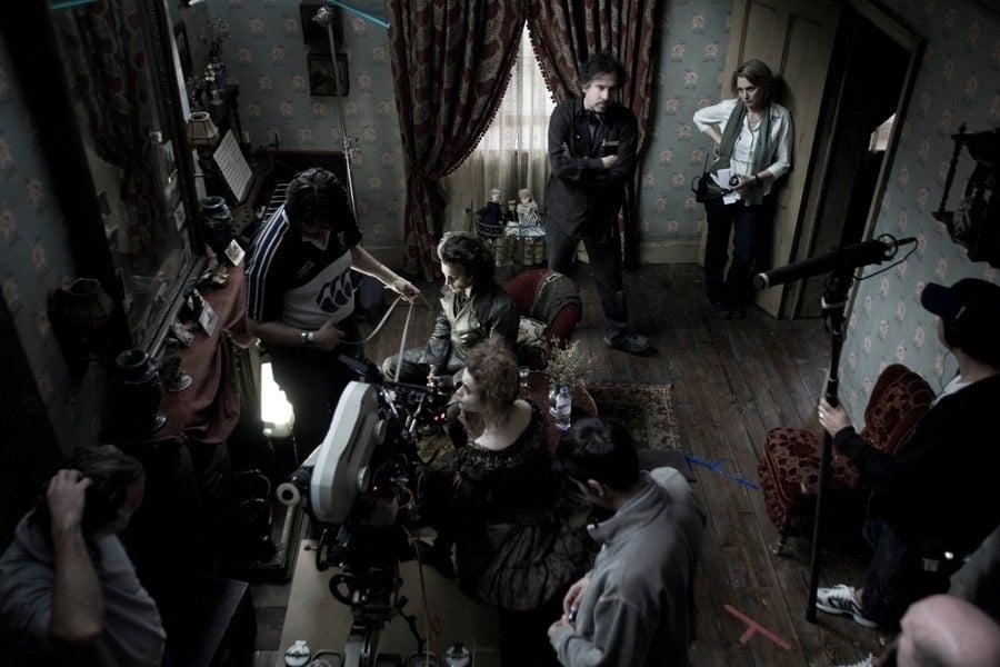 Behind The Scenes Sweeney Todd